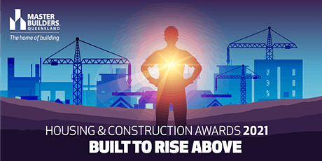 Mackay and Whitsunday Housing and Construction Awards 2021 tickets