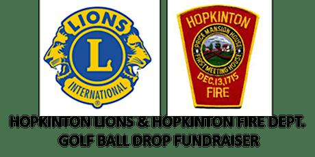 Hopkinton Lions Golf Ball Drop Fundraiser tickets