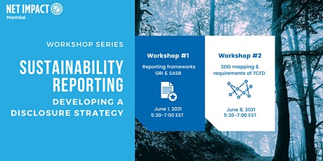 Sustainability Reporting  - Developing a Disclosure Strategy tickets