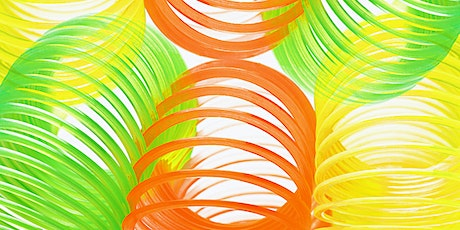 Slinky Business workshop (5 to 12 years) at Constitution Hill Library tickets