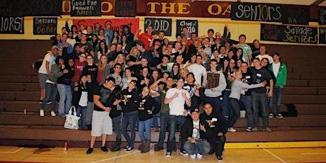 Class of 2010 Reunion tickets
