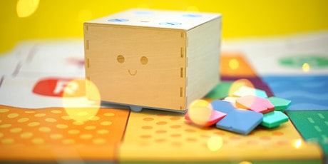 School holiday fun: Cubetto, the friendly robot tickets