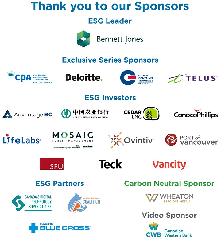 ESG in B.C.: An opportunity for a sustainable economy image
