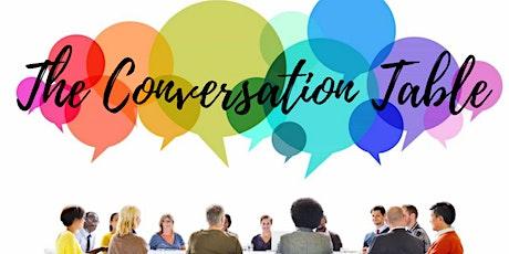 The Conversation Table entradas