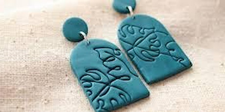 Polymer Clay: Jewellery Making Workshop tickets