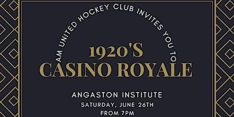 AM UNITED HOCKEY CLUB 1920'S CASINO NIGHT tickets
