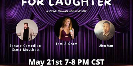 Americans United for Laughter Zoom Show tickets