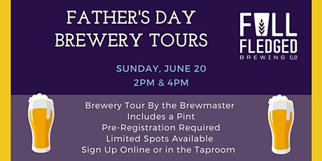 Father's Day Brewery Tour tickets