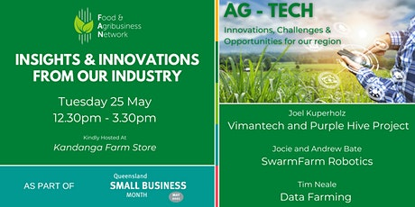 FAN Special Event: Insights and Innovations from our Industry Morning tickets