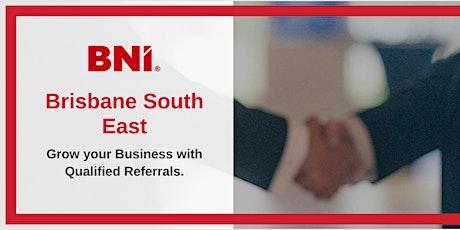 BNI Triton - Master Business Connectors - Wynnum/Manly tickets