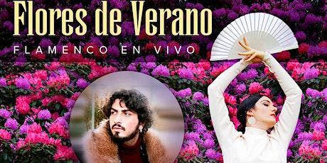 Flores de Verano, Flamenco en Vivo Yachats tickets