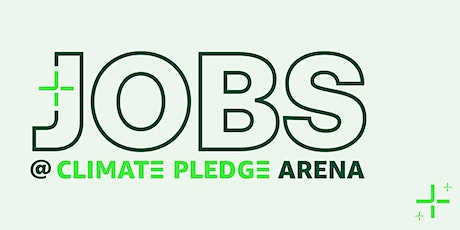 Climate Pledge Arena Jobs: Informational Session 1 tickets