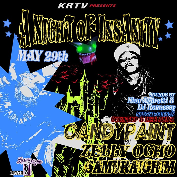 A Night Of Insanity / 3AKAT image
