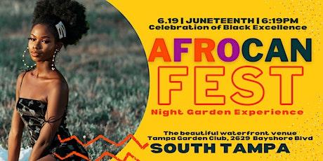 Vendors & Sponsors: AfroCAN Fest 2021 tickets
