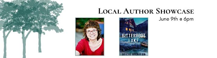 Country Bookshelf Presents: Local Author Showcase image