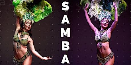 FREE Brazilian Samba Beginners Class! tickets