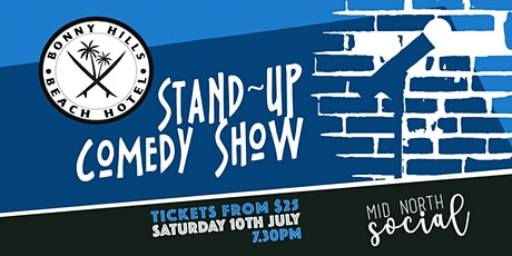 Stand-Up Comedy at Bonny Hills tickets