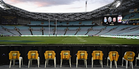 NRL Field Photography: Ampol State of Origin tickets