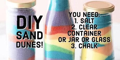 Creative Corner: Colourful Sand Dunes! tickets