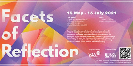 Art Exhibition - Facets of Reflection tickets