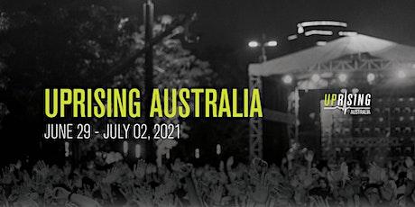 UPRising Australia 2021 tickets
