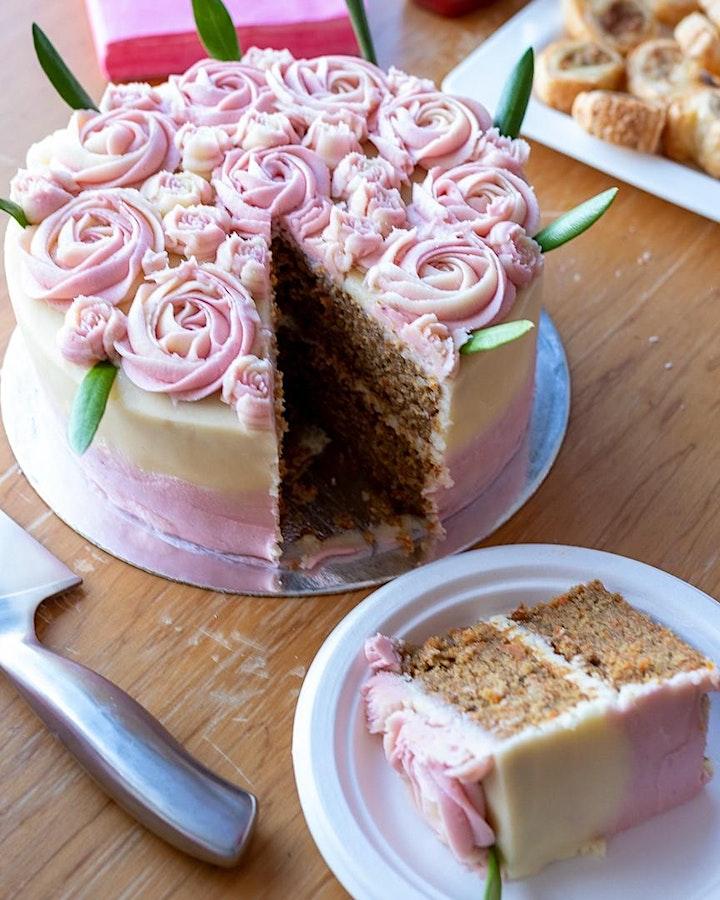 Pink Ribbon Morning Tea image