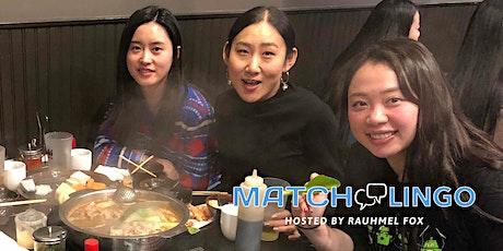 Recruiting Volunteer Foreign Language Exchange English Hostesses MatchLingo tickets