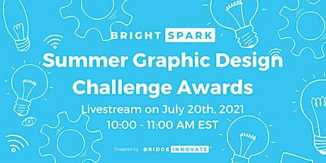 Summer 2021 Graphic Design Challenge Awards | LIVESTREAM tickets