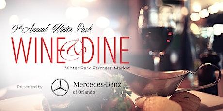 Winter Park Wine & Dine tickets