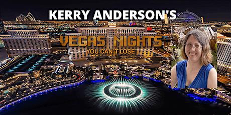 KERRY'S VEGAS NIGHT tickets