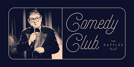 Raffles Comedy Club tickets