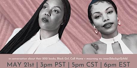 JASMINE MANS + REELAVIOLETTE BOTTS-WARD: BLACK GIRLHOOD, OUR MOTHERS & HOME tickets
