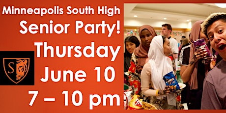2021 South High Senior Party tickets