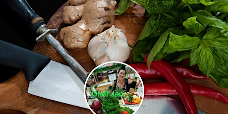 Workshop with Chef Jan Cranitch - Natural Nutritional Cooking Workshop tickets