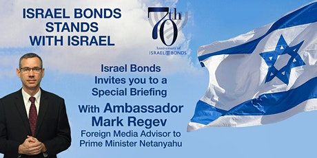 A Special Briefing with Ambassador Mark Regev tickets