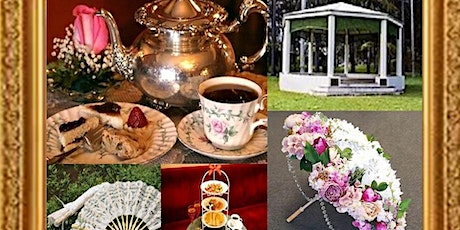 HIGH TEA for the SEA! MAY(Charity POTLUCK@ gorgeous GAZEBO!) tickets