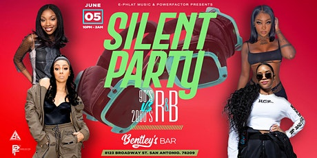 SILENT PARTY 90'S R&B VS. 2000'S R&B tickets