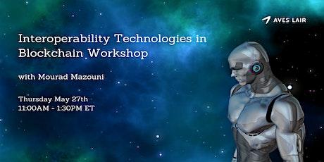 Interoperability Technologies in Blockchain Workshop biglietti
