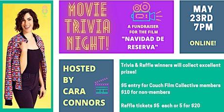 Movie Trivia Night & Film Fundraiser! tickets