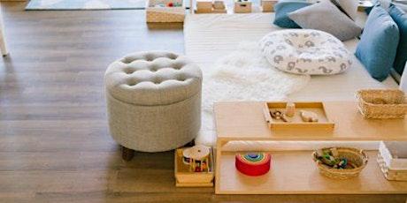 Montessori in the Home Orientation (8 Day Course: 6/21 - 7/1/21) tickets