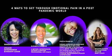 FAB500 Presents 4Ways  2Get Through Emotional Pain In a Post Pandemic World tickets