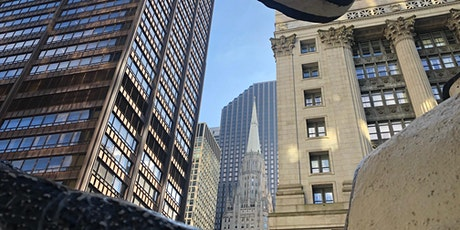 All-Weather Architecture & History Tour with classic Chicago snack tickets