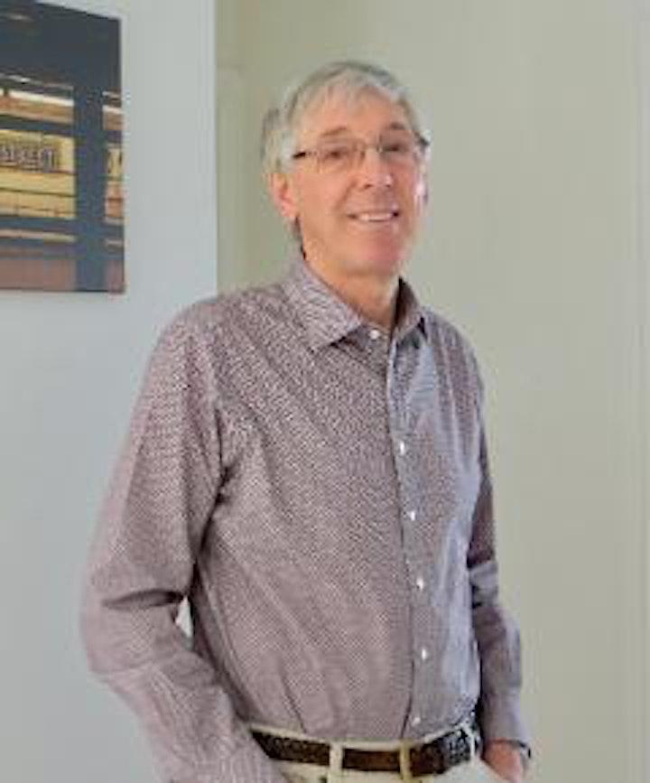 Refugee Week Author Talk with Mike Dumbleton image