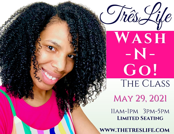 Wash and Go The Class image