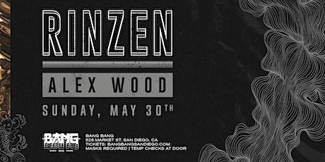 Rinzen at Bang Bang | MDW - SUN 05.30.21 tickets
