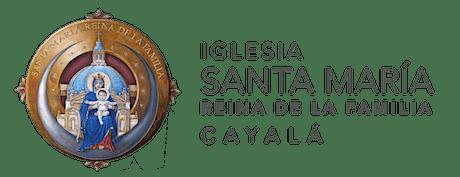 Santa Misa ISMRF del 15 al  22  de Mayo 2021 entradas