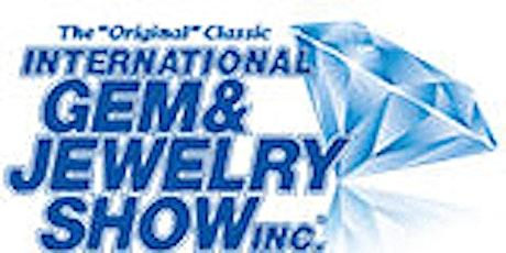 The International Gem & Jewelry Show-Los Angeles tickets