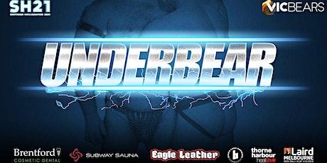 Southern Hibearnation 2021 - UnderBear Dance - Final Release tickets