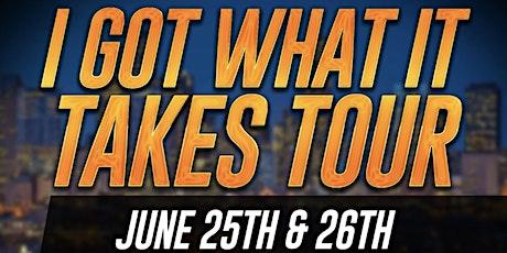 "I Got What it Takes Tour ""Concert Showdown"" tickets"