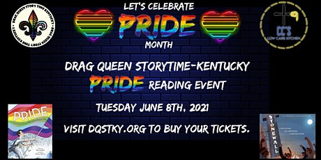 PRIDE Month Reading Event tickets